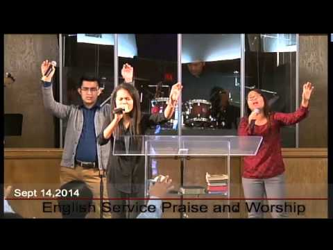 September 14,2014 English Service Praise and Worship