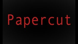 Slasher Horror Cold Open - Papercut