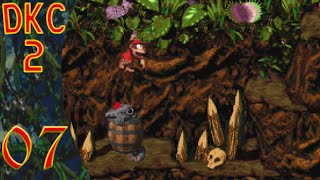 Let's Prey Together DKC 2: Diddy's Kong Quest - Welt 7 - Verloren und Gefunden