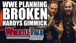 WWE Planning Broken Hardys Gimmick, Former WWE Star Passes Away | WrestleTalk News April 2017