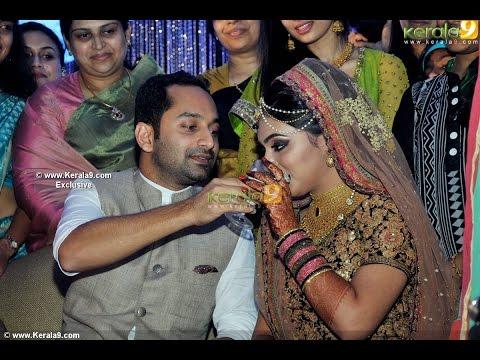 Nazriya Nazim Fahad Fazil Marriage Full Gallery