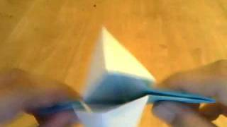 How To Make An Origami Talker
