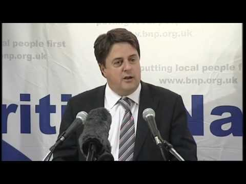 Nick Griffin to attend Copenhagen summit (ITN)