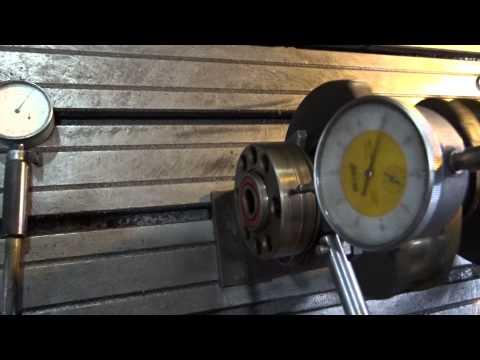 Видео как проверить коленвал