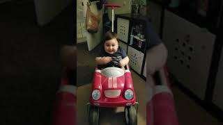 Race Car Baby Pilot