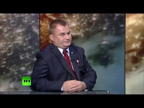 Космонавт Овчинин в эфире RT — LIVE