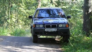 BMW E-36 Compact, Rally-Sprint