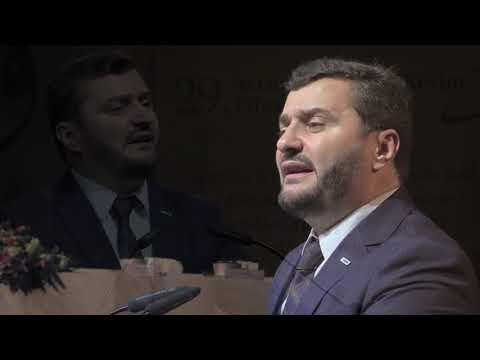 Genel Başkan Kemal Ergün - 29. Avrupa Kur'ân-ı Kerîm Tilavet Yarışması Finali Konuşması