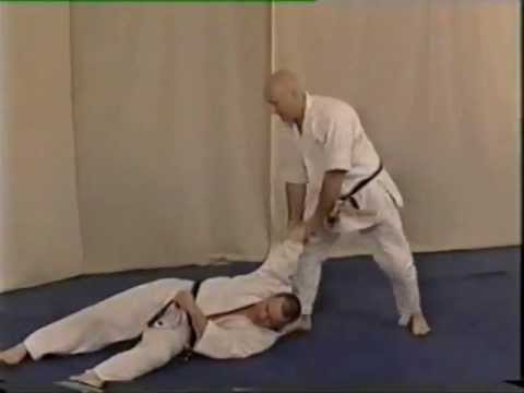 Tomiki Aikido randori - competition style Jugokan dojo London with Sensei Ken Broome (7th Dan) Image 1