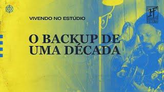 Vivendo No Estúdio O Backup De Uma Década Marcelo Falcão