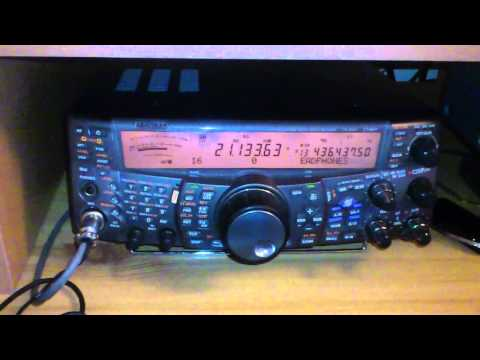 VLOG Amateur Radio Contest - SN5V during CQWW SSB 2012