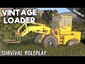 SHOULD WE BUY THE VINTAGE LOADER? | Survival Roleplay | Episode 43