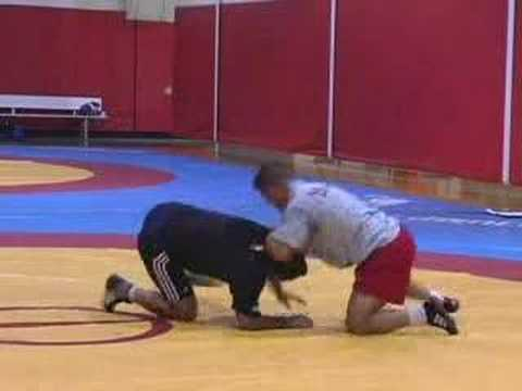 Sammie Henson Olympic wrestling training #2 Image 1