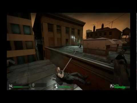 L4D/L4D2 - Funny Falls