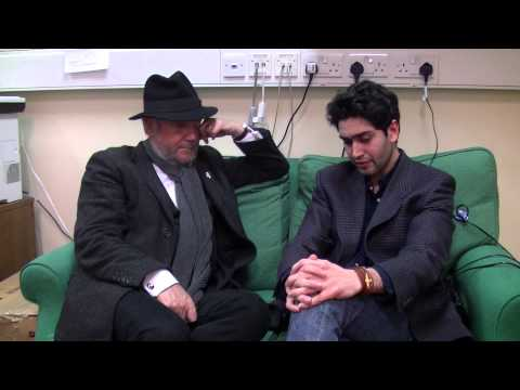 George Galloway on Chillcott inquiry, Charlie habdo attack, TV debates and Scotland