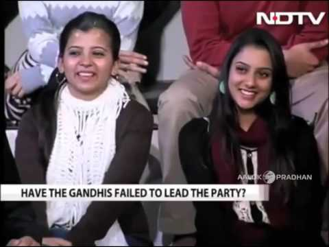 US Journalist Gardiner Harris Makes Fun Of Rahul Gandhi On NDTV