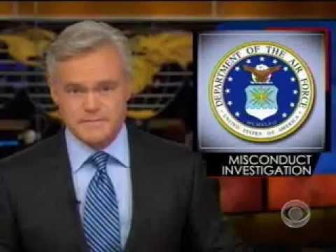Rep Speier Discusses Air Force Sex Scandal On Cbs Evening News - June 26, 2012 video
