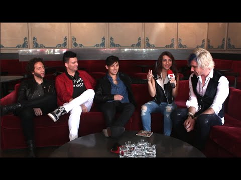 Marianas Trench on cats, dogs, chickens & the making of Astoria