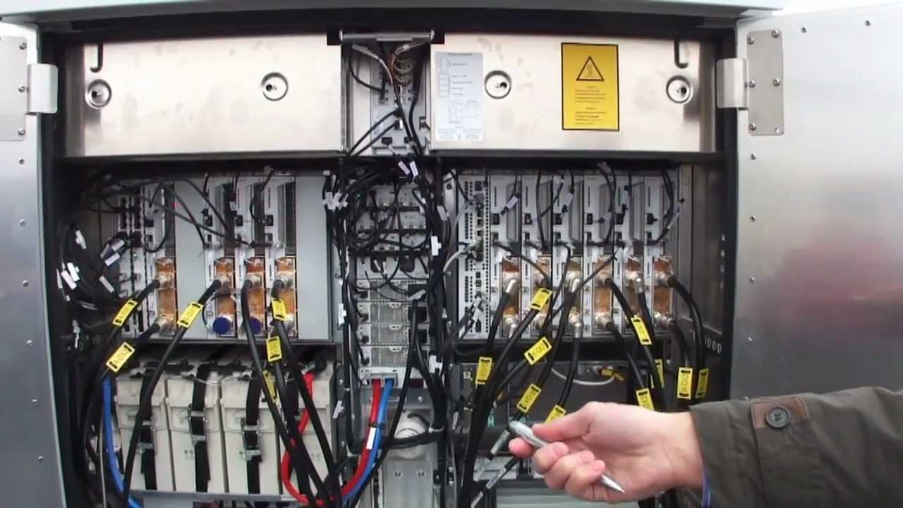 ericsson rbs 6102 demo macro multi standard base station