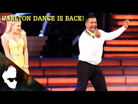 THE CARLTON DANCE RETURNS ON DWTS 2014!