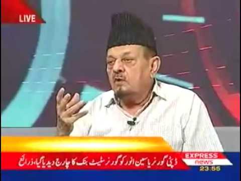 Ahmadiyya Mirza Ghulam Ahmad Sahib with Mubashir luqman Sahib POINT BLANK Part 4.wmv.flv