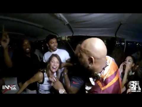 Flo Rida Private Yacht Birthday Celebration