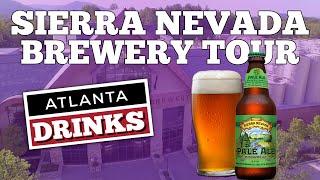 Sierra Nevada Brewing Company circa 1990
