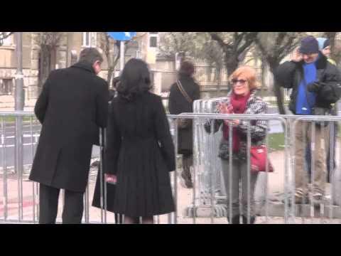 Borut Pahor uradno in svečano prevzel predsedniško funkcijo