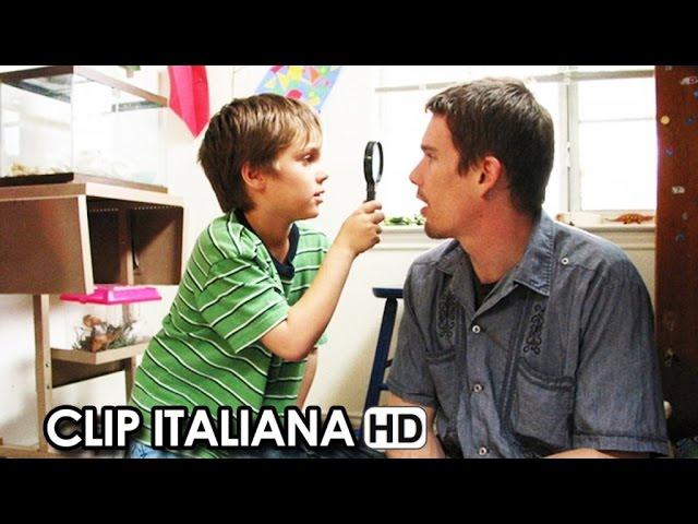 Boyhood Clip italiana 'Sembrano finte' (2014) - Richard Linklater Movie HD