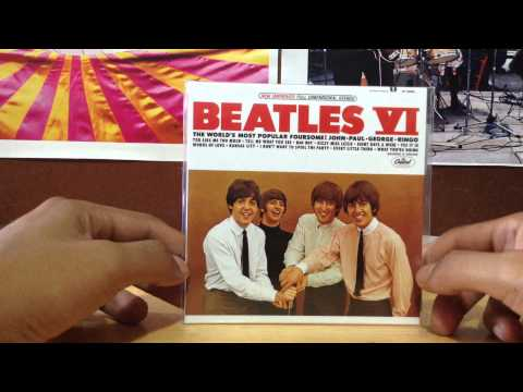 The Beatles U.S. Albums ( Unboxing )