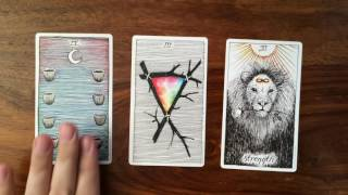 Daily Tarot Reading for 17 August 2016 | Gregory Scott Tarot