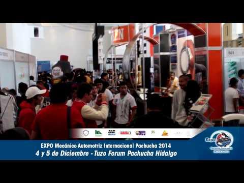 Expo Mecánico Pachuca 2014 CEU RUDOLPH DIESEL