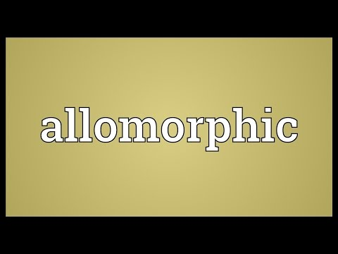 Header of allomorphic