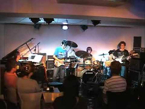 2008.7.29【A.O.Session】@Miles'Cafe