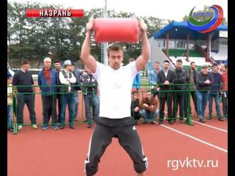 На Фестивале культуры и спорта народов Кавказа команда Дагестана заняла второе место