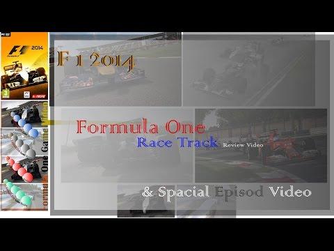 F1 2014 Game Play VIdeo Australian Grand Prix Mercedes Rosberg