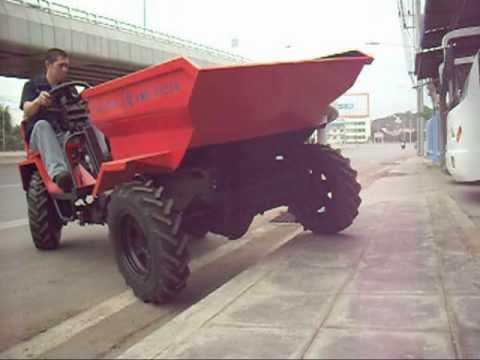 โชว์รถดั๊มเปอร์ 3 ล้อ www.etan4u