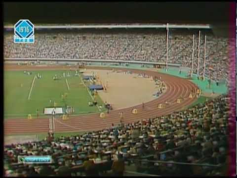 1976 Olympics Men's 400m Final