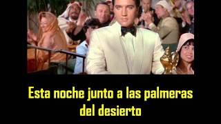 Watch Elvis Presley My Desert Serenade video