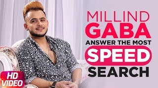 Millind Gaba Answers The Most Search Speed Questions