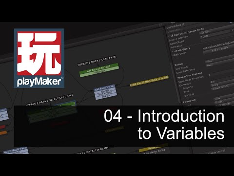 04 - Introduction to Variables
