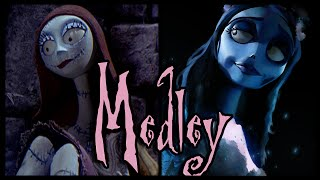 Sally 39 S Song And Corpse Bride Medley Original By Trickywi