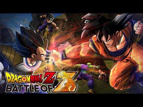 Dragon Ball Z Battle of Z Story DLC