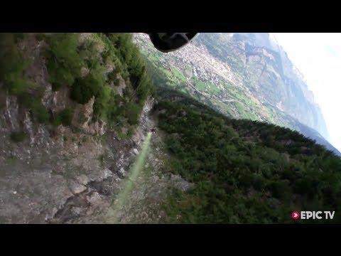 Wingsuit Pilot & Videoman Extraordinaire Ludovic Woerth - Part 2