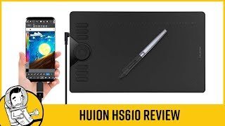 Huion HS610 Drawing Tablet Review