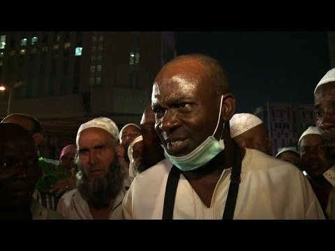 Hajj pilgrims from Nigeria screened for Ebola in Mecca