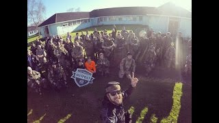 Ultimate Paintball Events NZ D7 Magfed 24hr CQC Event 27 June 2015