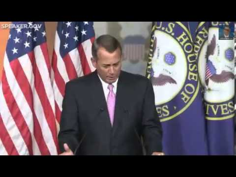 Boehner on Latest Obamacare Delay: Is This a Joke?