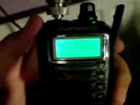 PMR Radio: Parrot Gateway on PMR CH7