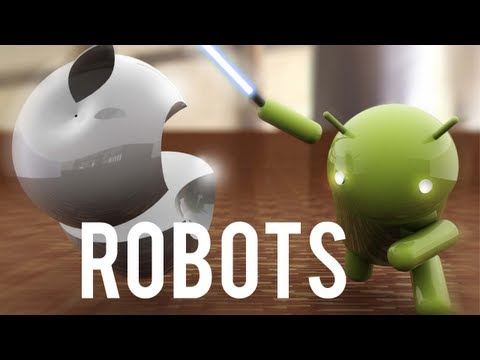 iPhone vs Android Commercials